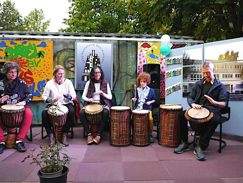 Interkulturelles Fest im Haus Babylon