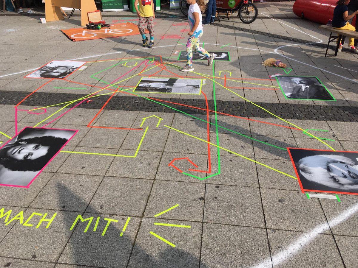 Demokratie-Fest in Hellersdorf-Nord