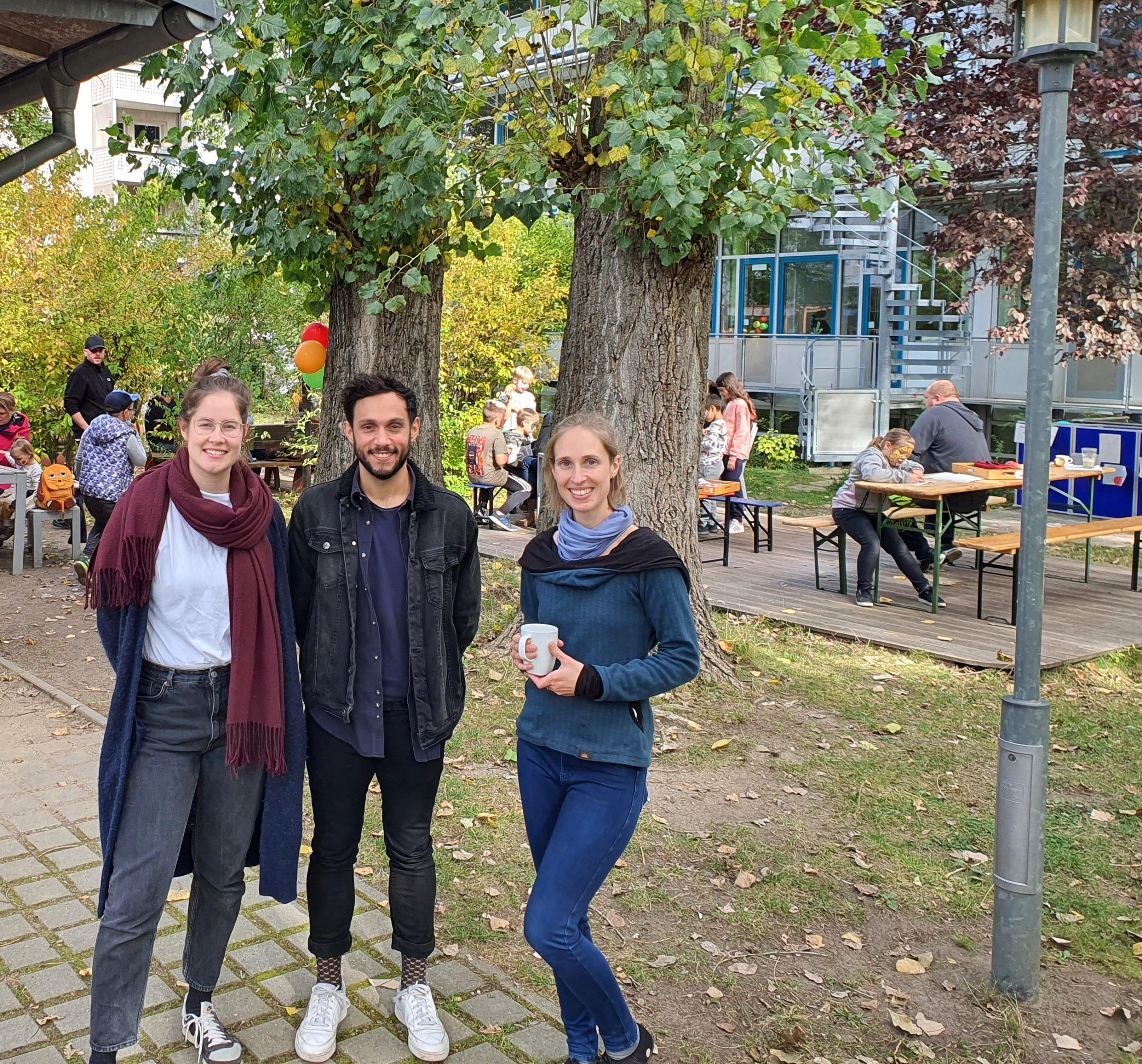 Apfelfest im SOS-Familienzentrum